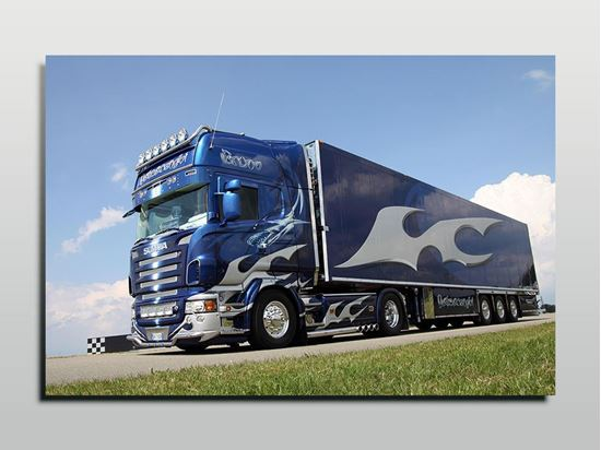 Picture of Scania Tır Kanvas Tablo