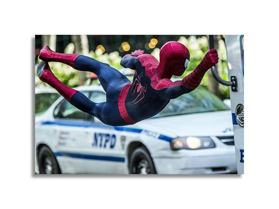 Picture of Spiderman Escape Kanvas Tablo