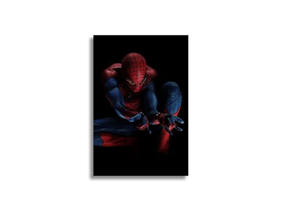 Picture of Spiderman Action Kanvas Tablo