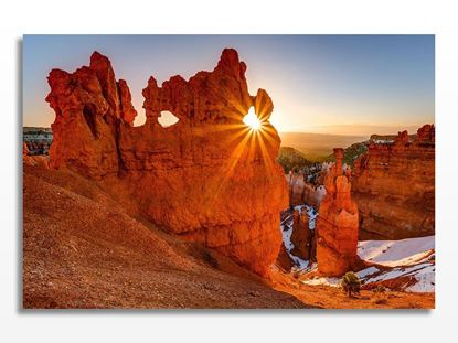 Bryce Canyon  Kanvas Tablo resmi
