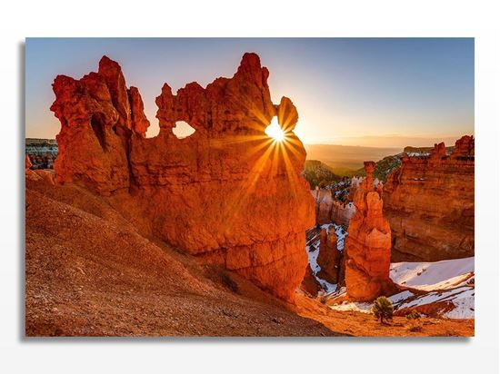 Picture of Bryce Canyon  Kanvas Tablo