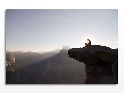 Half Dome Yosemite National Park Kanvas Tablo resmi