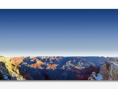 Grand Canyon National Park Kanvas Tablo resmi